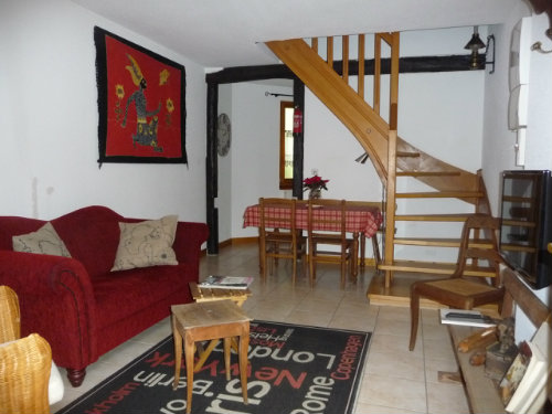 Flat in St Hippolyte - Vacation, holiday rental ad # 53945 Picture #1