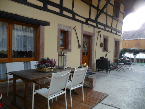 Flat St Hippolyte - 4 people - holiday home
