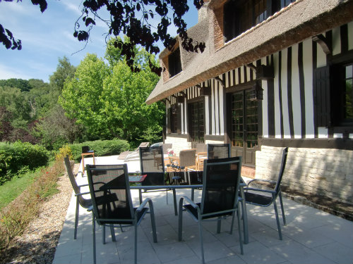 Gite in GENNEVILLE - Vacation, holiday rental ad # 53958 Picture #1
