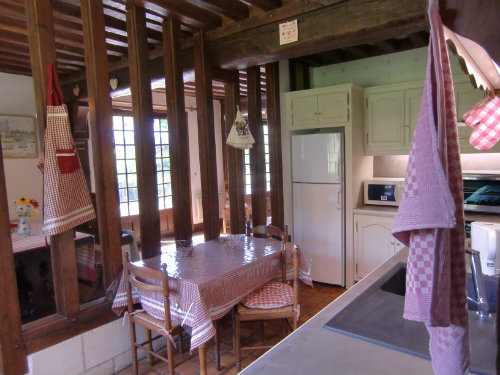 Gite in GENNEVILLE - Vacation, holiday rental ad # 53958 Picture #3