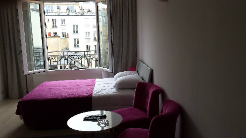 Studio in PARIS - Vacation, holiday rental ad # 53970 Picture #10