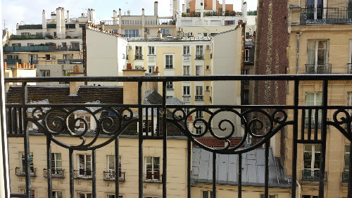 Studio in PARIS - Vacation, holiday rental ad # 53970 Picture #13