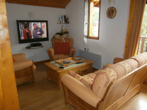 Chalet in Agnieres en devoluy - Vacation, holiday rental ad # 53975 Picture #1