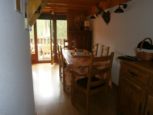 Chalet Agnieres En Devoluy - 6 people - holiday home  #53975