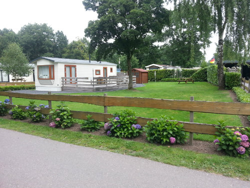 Chalet Uelsen - 4 people - holiday home  #53991