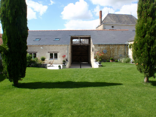 Gite Le Puy Notre Dame - 10 people - holiday home  #54067
