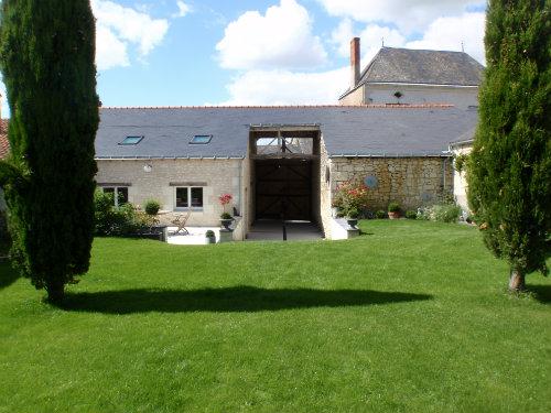 Gite Le Puy Notre Dame - 10 personen - Vakantiewoning  no 54067