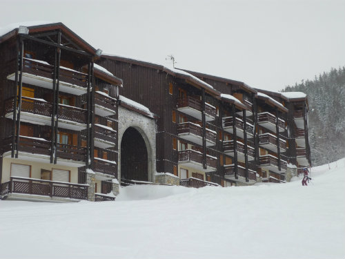 Flat La Plagne Montalbert - 4 people - holiday home  #54155