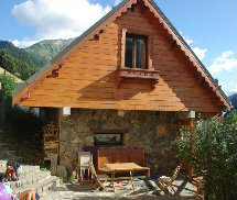 Chalet Ornon  - holiday home  #54169