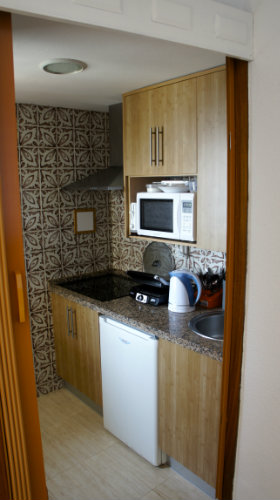 Flat in Almunecar - Vacation, holiday rental ad # 54173 Picture #6