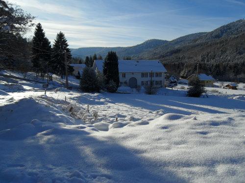 Casa rural en Gerardmer para  14 •   con terraza