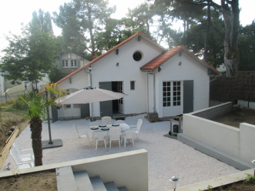 House in La Baule - Vacation, holiday rental ad # 54197 Picture #2