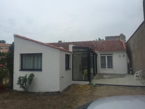 Maison 6 personnes St Jean De Monts - location vacances  n°54213