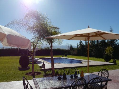 Maison à Marrakech pour  17 •   avec piscine privée