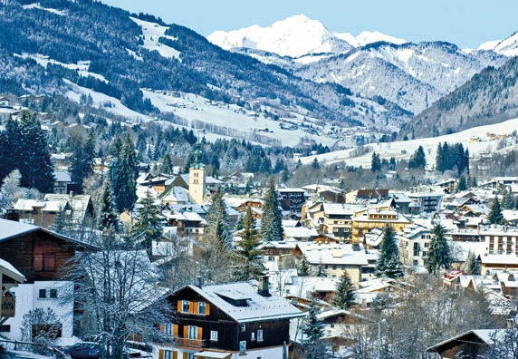 Studio in Megève - Vacation, holiday rental ad # 54254 Picture #1
