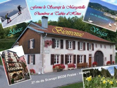 Ferme Fraize - 15 personnes - location vacances  n°54271