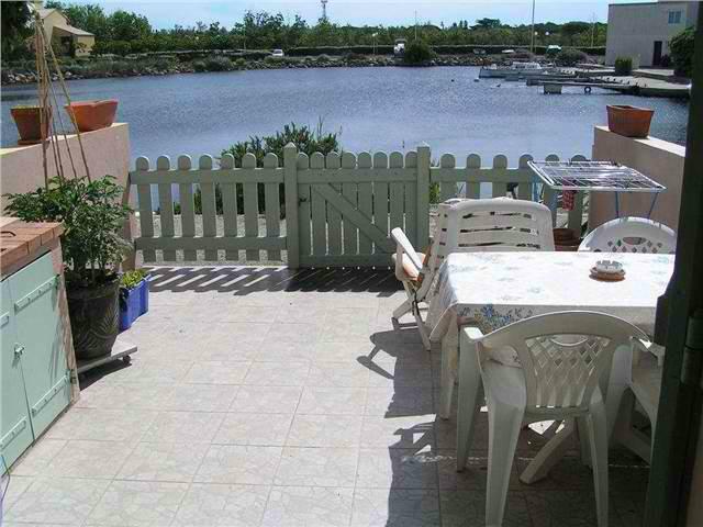 Maison 4 personnes Le Barcares - location vacances  n°54279