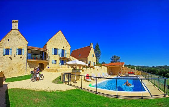 House Sarlat La Caneda - 12 people - holiday home  #54368