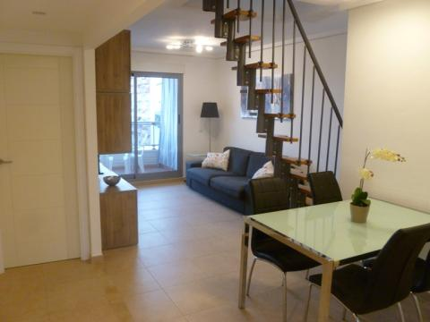 Flat 5 people Calpe - holiday home  #54376