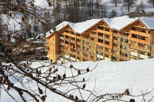 Appartement La Foux D Allos - 6 personnes - location vacances  n°54389