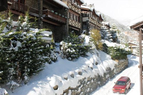 Casa de montaña Arinsal - 8 personas - alquiler