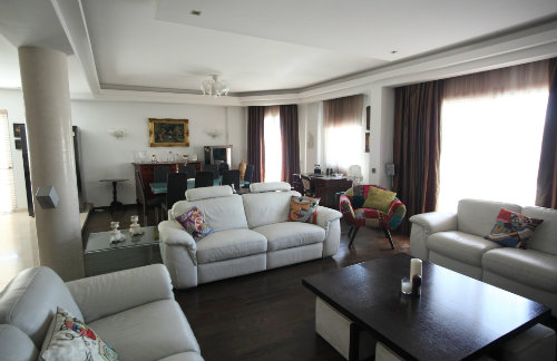 Duplex penthouse 10 - two bedroom -    2 chambres