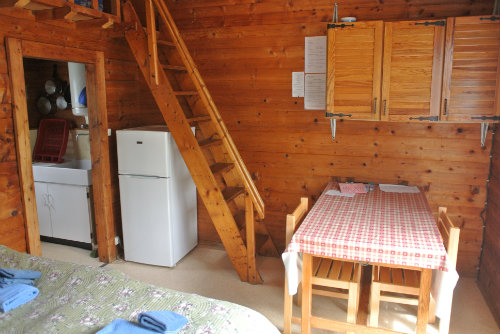 Chalet in GARGILESSE DAMPIERRE - Vacation, holiday rental ad # 54435 Picture #1