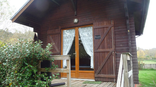Chalet in GARGILESSE DAMPIERRE - Vacation, holiday rental ad # 54435 Picture #2