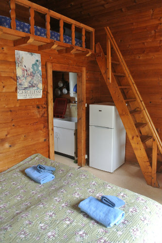 Chalet in GARGILESSE DAMPIERRE - Vacation, holiday rental ad # 54435 Picture #3