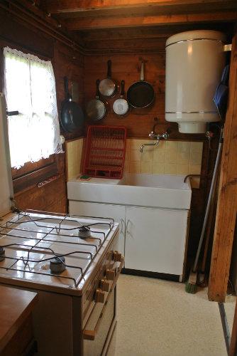Chalet Gargilesse Dampierre - 4 personnes - location vacances  n°54435