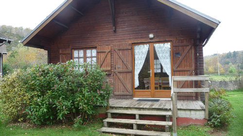 Chalet in Gargilesse dampierre - Vacation, holiday rental ad # 54440 Picture #1