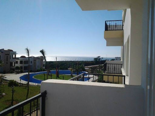 Flat in Cap spartel for   6 •   view on sea