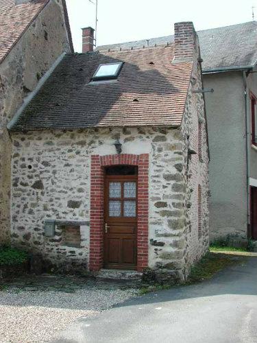 Gite à Gargilesse dampierre gîte du moulin pour  4 •   animaux acceptés (chien, chat...)