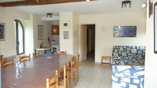 Gite in GARGILESSE DAMPIERRE chambre 4 - Vacation, holiday rental ad # 54480 Picture #2