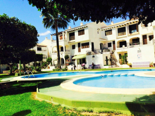 Flat Torrevieija - 4 people - holiday home  #54511
