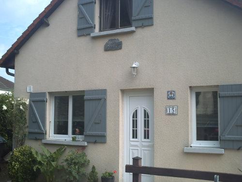 Maison Saint Martin En Campagne - 6 personnes - location vacances  n°54519