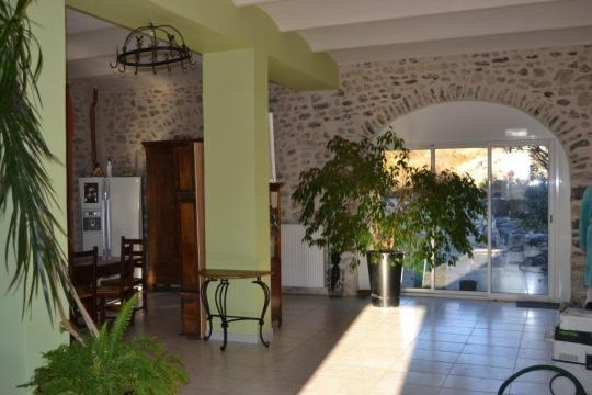 Bed and Breakfast 14 personen Le Teil - Vakantiewoning