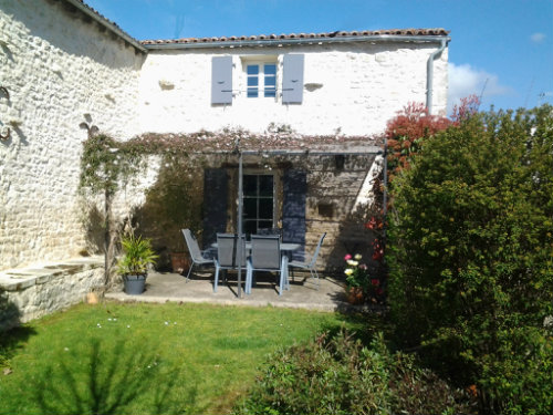 Gite Trizay - 4 people - holiday home  #54535