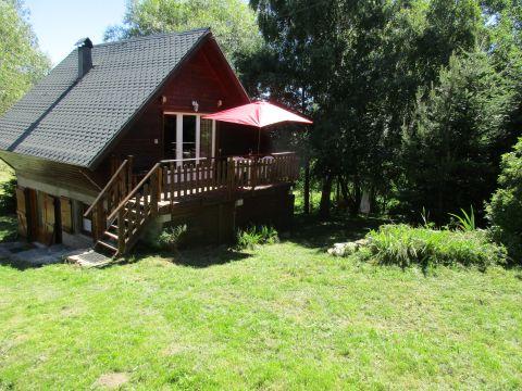Casa de montaña St Pierre Dels Forcats - 8 personas - alquiler n°54559