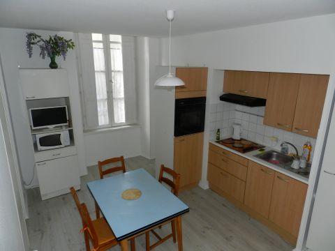 Appartement Bagneres De Luchon - 4 personnes - location vacances  n°54560