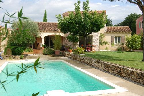 Maison Loriol Du Comtat - 10 personnes - location vacances  n°54569