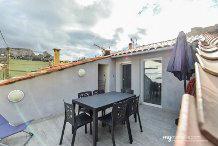 Maison 4 personnes Marseille Les Goudes - location vacances  n°54573