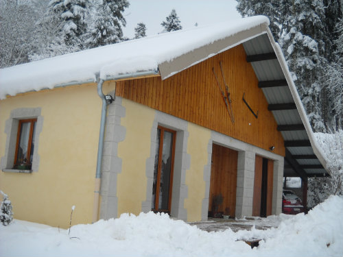 Chalet à Pontarlier cedex pour  7 •   2 chambres