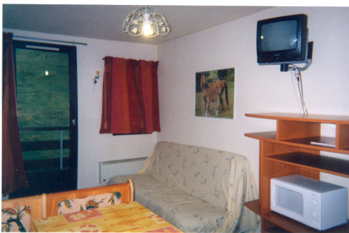 Studio in prapoutel - Vacation, holiday rental ad # 54612 Picture #1