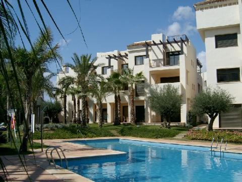 Piso Pomsol - Roda Golf Resort Close to Los Alcazares  #54638