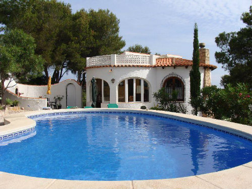 House in Javéa (Cap de la Nao) - Vacation, holiday rental ad # 54646 Picture #1