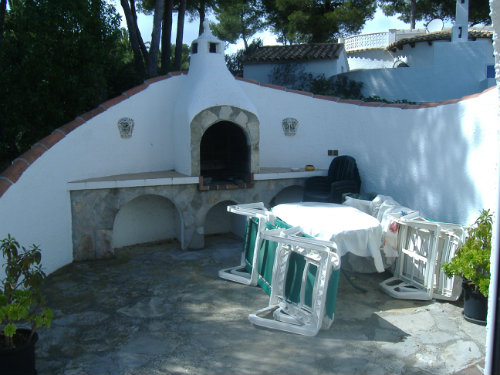 House in Javéa (Cap de la Nao) - Vacation, holiday rental ad # 54646 Picture #10