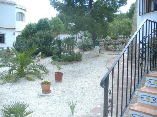 House in Javéa (Cap de la Nao) - Vacation, holiday rental ad # 54646 Picture #13