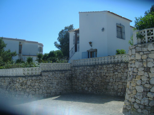 House in Javéa (Cap de la Nao) - Vacation, holiday rental ad # 54646 Picture #2