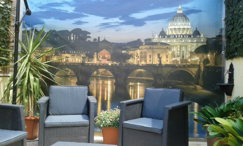 Flat in ROMA - Vacation, holiday rental ad # 54649 Picture #3